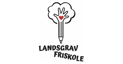 Landsgrav Friskole løber for Red Barnet